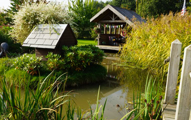 Garden designers cheshire