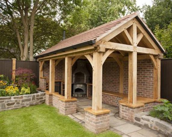 Garden rooms Cheshire
