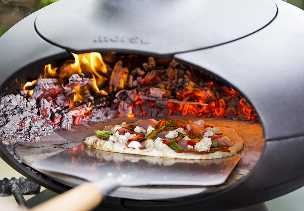 Morse pizza oven