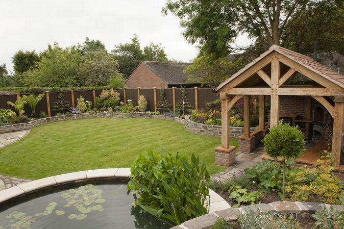Garden Design Landscaping Outdoor Rooms Evergreen Cheshire Ltd