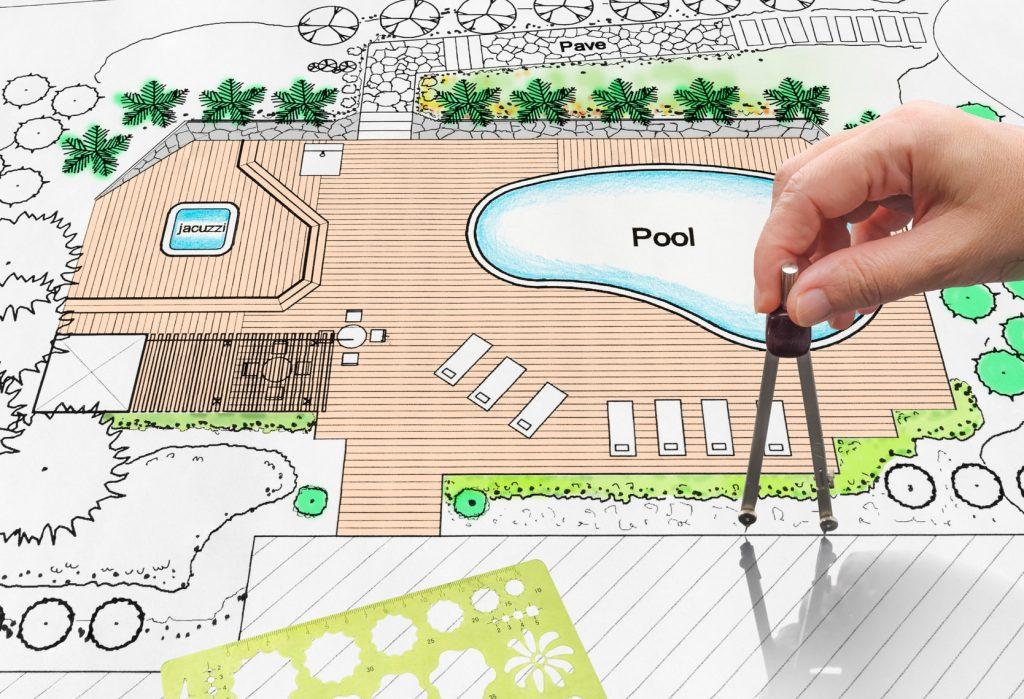 Landscape Architect Vs Garden Designer Garden Landscaping Cheshire